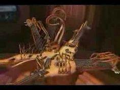 Weird Alien Instrument - YouTube