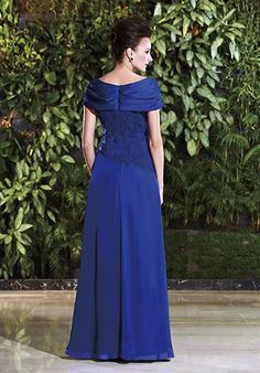 Jade Couture K168011 Blue Mother Of The Bride Dress