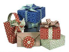 DIY Origami Gift Packaging Kit