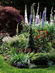 6 Steps to a No-Work Cottage Garden