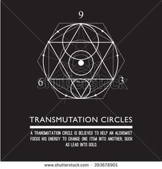 Transmutation circles - alchemical symbol - sacred geometry - can be used in your design - the art of tattooing - the design of logos - corporate identity - as a poster or a badge. Tattoo Designs For Girls, Tattoo Sleeve Designs, Geometric Lines, Geometric Designs, Trendy Tattoos, New Tattoos, Sacred Geometry Symbols, Astrological Symbols, Girls With Sleeve Tattoos