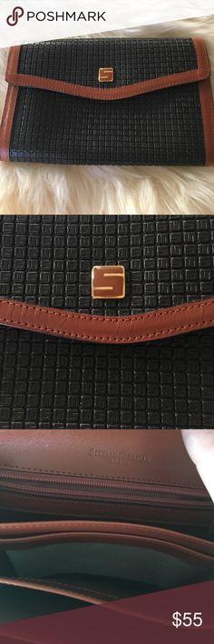 Stefano Serapian Milano Wallet Perfect condition.  Belonged to a New York Socialite. serapian Bags Clutches & Wristlets