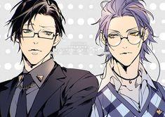 Durarara Anri, Character Art, Character Design, Anime Guys With Glasses, Handsome Anime Guys, Rap Battle, Boy Art, Anime Boys, Aesthetic Anime