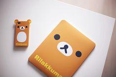 Rilakkuma iphone case and ipad case