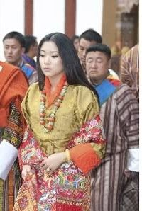 Her Royal Highness Princess Euphelma Choden of Bhutan. Princess Euphelma Choden Wangchuck, born 1993, is the youngest daughter of former king King Jigme Singye Wangchuck and Queen Sangay Choden.