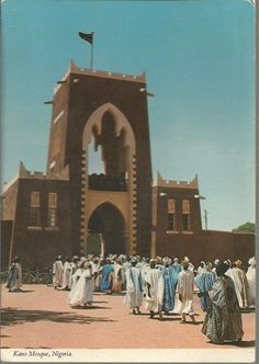 40 Old Photos That Will Show You How Times Have Changed In Nigeria