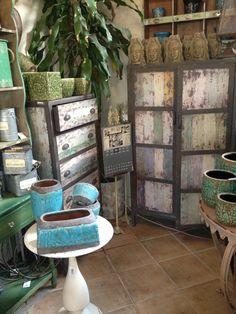 Garden Spaces, Create Your Own, Pots, Bookcase, Shelves, Decor Ideas, Trends, Collections, Spring
