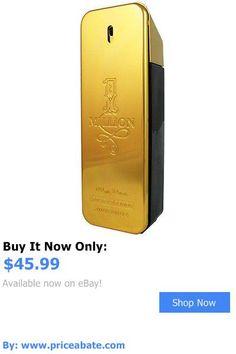 e3d908a0954 Men Fragrance  1 Million For Men By Paco Rabanne 3.4 Oz Edt Eau De Toilette