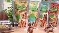 Draco's snack merupakan cemilan mie remes dengan 8 varian rasa yang menarik