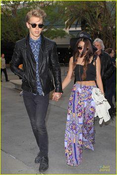 Vanessa Hudgens & Austin Butler: Rolling Stones Couple! | vanessa hudgens austin butler rolling stones couple 18 - Photo
