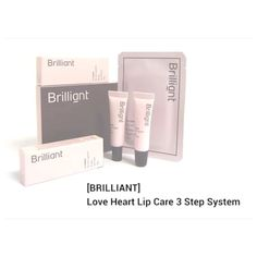 Dry & flaky lips? Take care your lips using Brilliant love heart lip care 3 step system(Dead cell remover + Lip gel patch + Lip Essence) from now on. Get this item with 40% discounted price now ! Visit Wishtrend and Search 'Brilliant love heart' #wishtrend #brilliant #lips #lipcare #skincare #beauty #beautysecret #lipcaresystem #lipscrub #lipessence #lipgelpatch