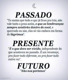 Frases De Amor Do Passado