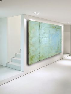 Modern Abstract Painting Custom Painting door CherylWasilowArt