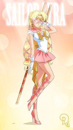 Sailor Lyra by Drachea Rannak