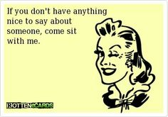 A friend of mine used to say this about me all the time. Hahaha! Yup! I ain't ashamed :)