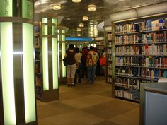 "Cerritos library California Non-Fiction Collections on 2nd floor ""21st Century"" 