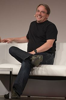 Linus Torvalds is a Finnish software engineer who is the creator and, for a long time, principal developer, of the Linux kernel