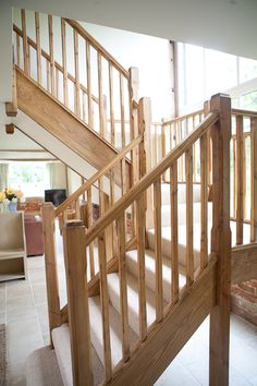 Best Half Landing Staircase Best I Ve Seen For Our Hallway 400 x 300