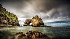Great Pollet Sea Arch at Fanad Donegal