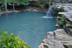 Nice place in Arkansas to swim