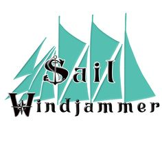 Sail Windjammer Logo