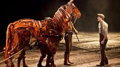 War Horse, the most beautiful play i have ever seen