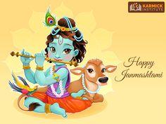 Karmick Institute wishes everyone happy #janmashtami
