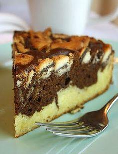 Marble Mint-Milano Cake . . .