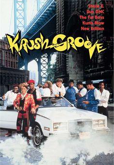Today in Hip Hop History:The film Krush Groove was released. Today in Hip Hop History: The film Krush Groove was released October 25 1985 Love N Hip Hop, Hip Hop And R&b, Hip Hop Rap, Sheila E, Run Dmc, Groove Movie, Hip Hop Movies, Radios, New School Hip Hop