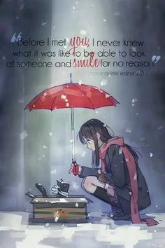 Noragami || ¨Before I met you, I never knew what it was like to be able to look at someone and smile for no reason.¨