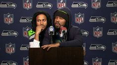 "Marshawn Lynch and Richard Sherman weigh in on ""Selma,"" ""Foxcatcher"" and ""Into the Woods."""