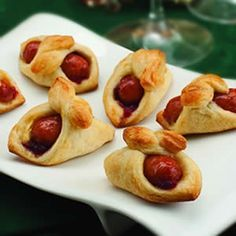 pigs in a blanket baby shower - Google Search