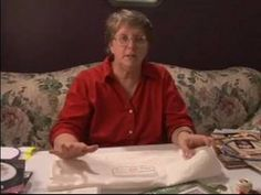 How to Cross Stitch : How to Frame a Cross Stitch Pattern