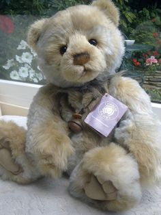 Charlie Bears - Sonny -   QVC Exclusive!