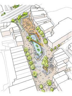 Watford Parade by BDP-00-Martin-Savage « Landscape Architecture Works | Landezine