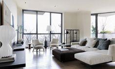 Penthouse at Bosco Verticale 02 850x513 Matteo Nunziati Designs a High Rise in Bosco Verticale in Milan, Italy