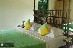 The Last House, Tangalle  yet another creation of Geoffrey Bawa offering 6 bed rooms