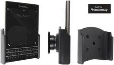 Uchwyt samochodowy BlackBerry Passport, perfekcyjnie dopasowany.