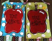 Cool teacher gift (small painted canvas) Mcknelly Mcknelly Waller W W Bowlin Canvas Crafts, Diy Canvas, Canvas Ideas, Painted Canvas, Canvas Art, Teacher Door Hangers, Teacher Doors, Teacher Appreciation Gifts, Teacher Gifts