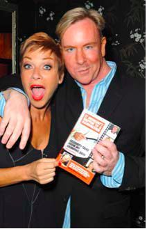 Denise Welch and me http://www.amazon.co.uk/It-Shouldnt-Happen-Hairdresser-Celebrity/dp/1846246318
