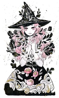 A closer look at the Spooky Lookbook!Contains 31 inktobers of...