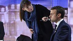 Etonnante justification de l'Elysée sur les 26 000 euros de maquillage de Macron, la polémique enfle MAQUILLAGE ET MAGOUILLAIGE LES DEUX MAMELLE DE DU PETIT DICTATEUR