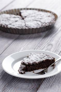 Torta tenerina: η ιταλική σοκολατόπιτα!, συνταγές για χορτοφάγους χωρίς γλουτένη