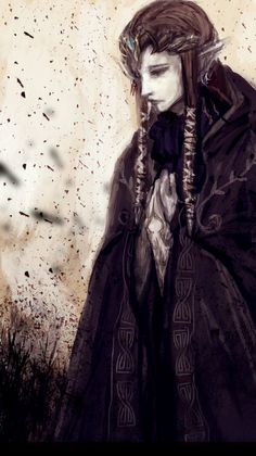 More LoZ fanart.~ I really love the aesthetic of Twilight Princess. ≖‿≖;;