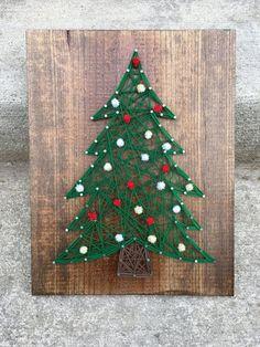 Weihnachten ist gleich um die Ecke, bekommen in den Geist mit dieser Zeichenfolge Kunst, erhältlich mit oder ohne Verzierungen, nur für dich