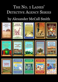 MEET THE AUTHOR: Internationally acclaimed author Alexander McCall Smith will be visiting the Aliso Viejo Library to speak and sign books on Thursday, November 13, 2014 at 7:00 pm.