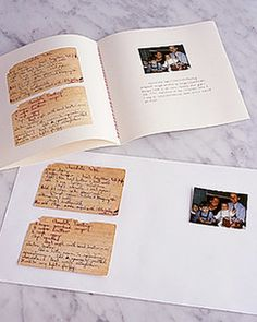 How to make a recipe book family recipe book keepsakes and gift solutioingenieria Image collections