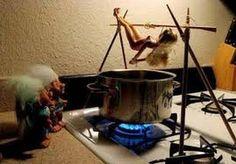 Explorer Barbie in hot water.