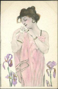 Jewellery - Raphael Kirchner - WikiArt.org