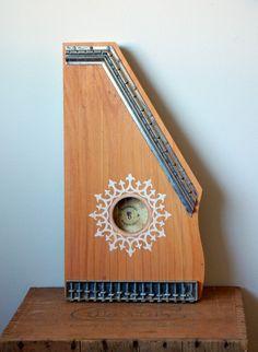 Bontempi Italian Lap Harp or Zither